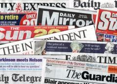 Заголовки газет