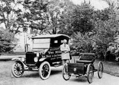 Генри Форд и автомобиль