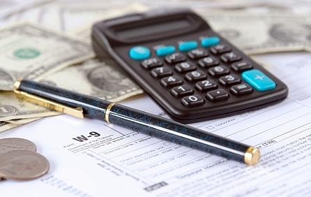 Отчисление налога