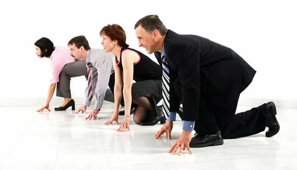 Конкуренция между сотрудниками